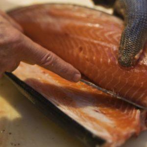 SAURISSERIE – Les étapes d'élaboration de nos poissons fumés